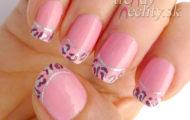 Leopardí vzor v ružovom