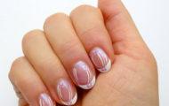 Nechtový dizajn biela a ružová