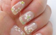 Rozkvitnuté nechty