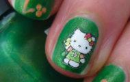 Hello Kitty na nechtoch