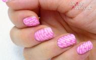 Ružové nechty s Gabriella Salvete Princess 07