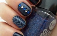Rimmel 400 Blue Vogue & Bell Glam Night Sparkle 03