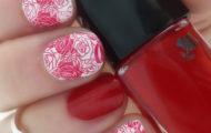 LANCOME-Paris 154 M Miss Coquelicot & ruže