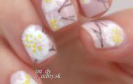 Catrice 51 & biele kvety