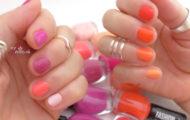 Laky na nechty Astor – desať farieb